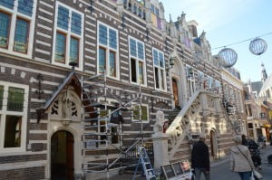 Totaal onderhoud stadhuis Alkmaar